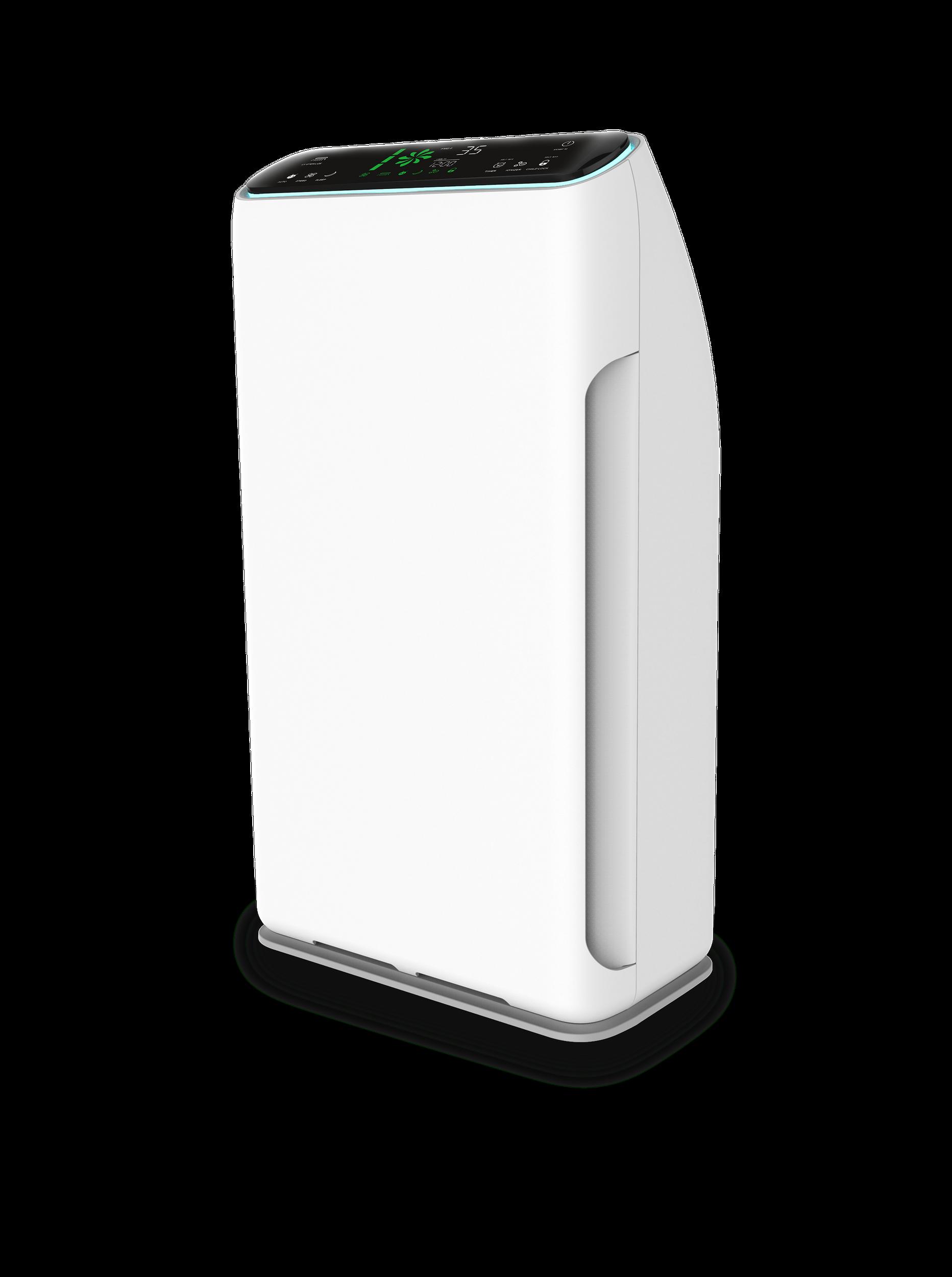 Luftreiniger Luft Wäsche Purifyer Allergie Sterilisator Ionisator Ionisierer UV NEU OVP*76698 Bild 2