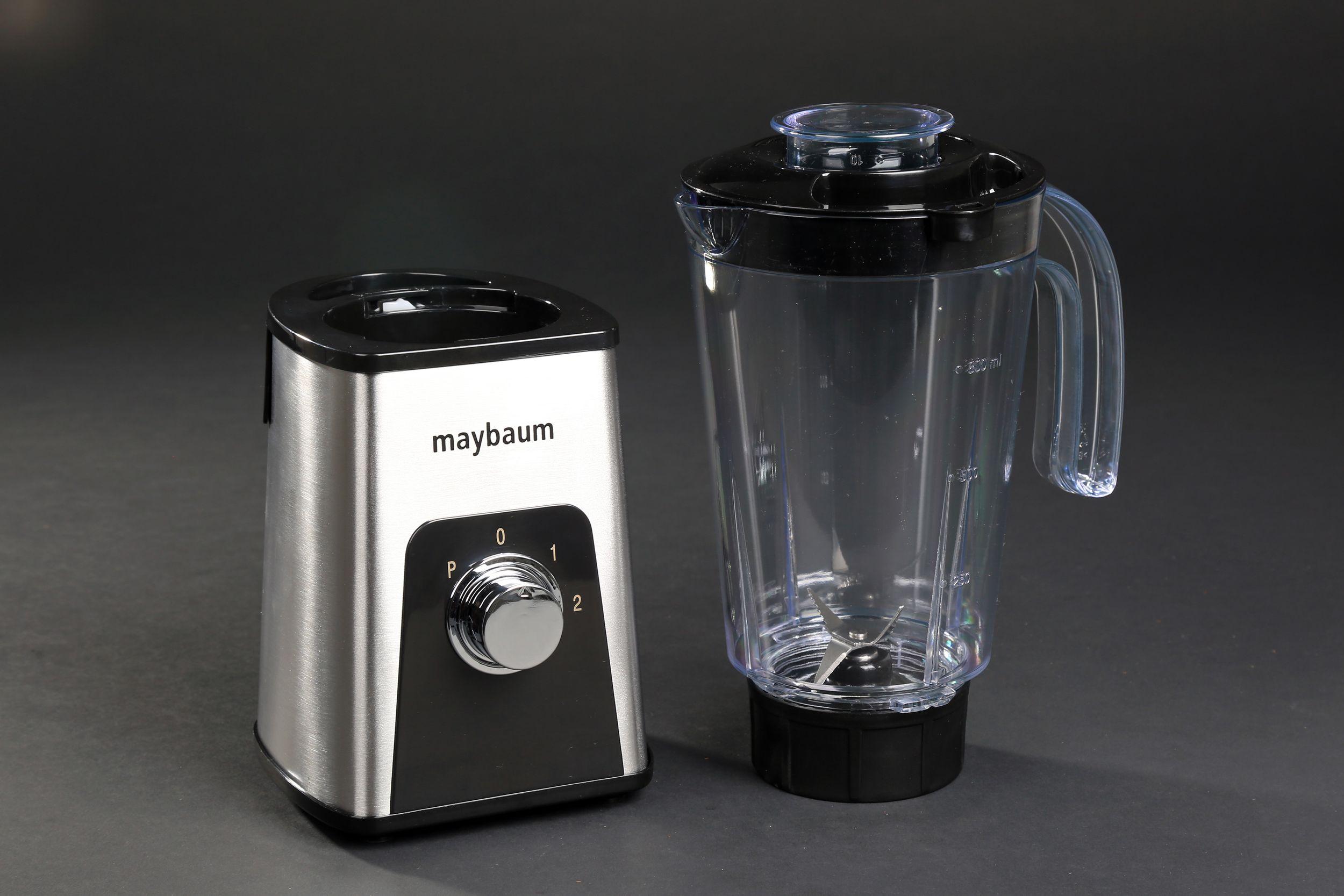 Smoothiemaker Set Standmixer Zerkleinerer Trinkflasche 600ml/300ml TO-GO Cocktail Mixer NEU*17542 Bild 4