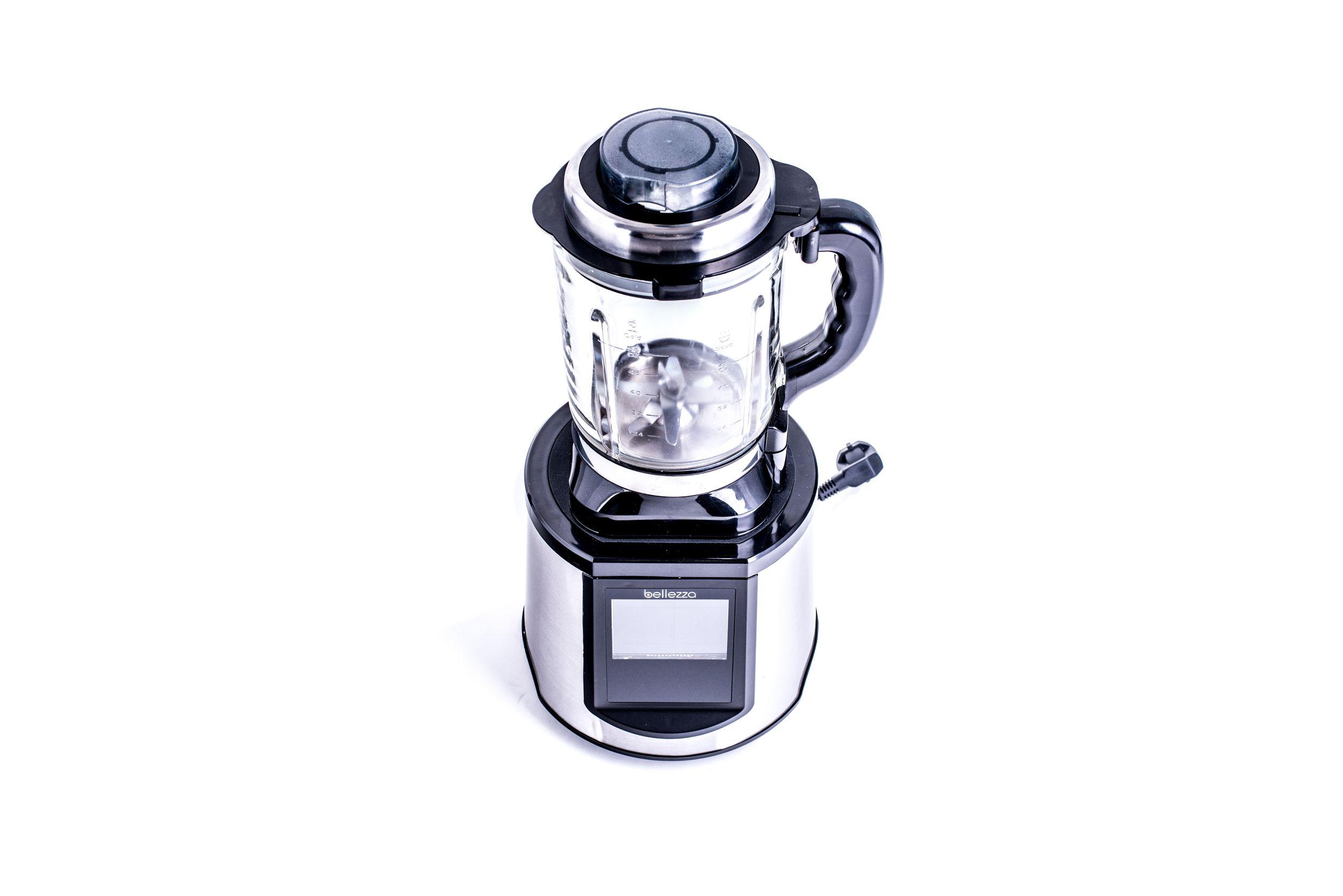 Profistandmixer Kochfunktion Glaskrug Powermixer Blender Cocktailmixer 1,5L !FEHLPRODUKTION!*71563 Bild 2