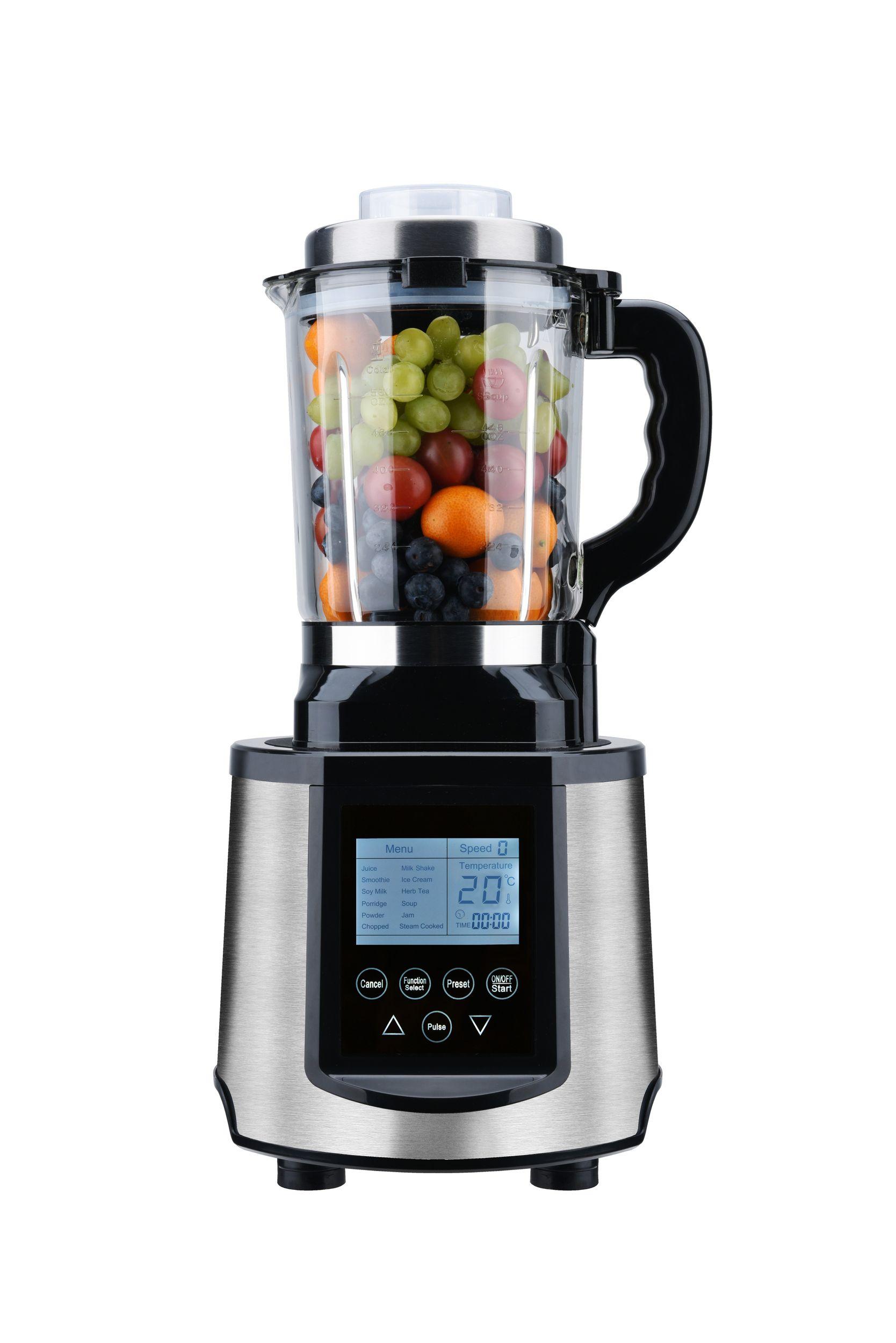 Profistandmixer Kochfunktion Glaskrug Powermixer Blender Cocktailmixer 1,5L *FEHLPRODUKTION*71563