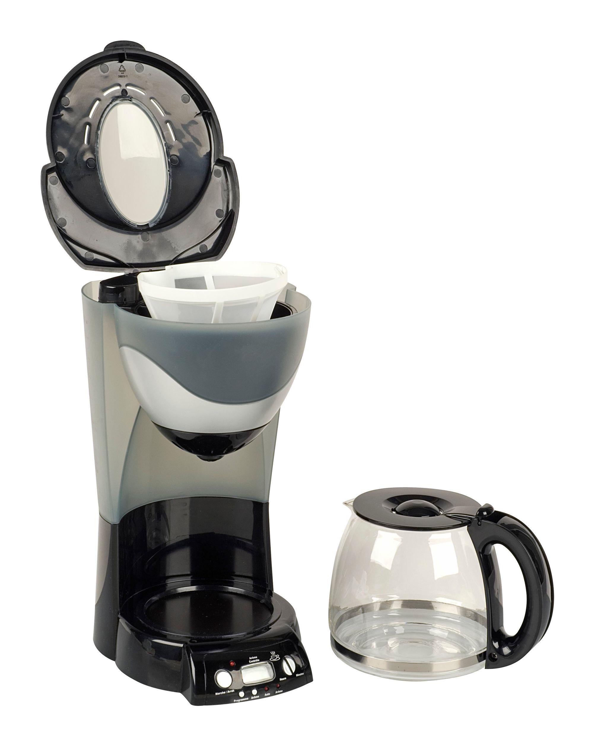 Kaffeemaschine Timer Kaffeeautomat Glaskanne Aroma-Schalter NEU*97051 Bild 2
