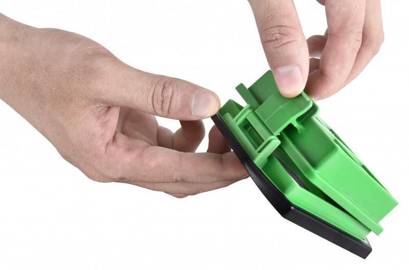 Milbenstaubsauger Milben Handstaubsauger Matratzen UV-Sauger (Karton beschädigt)*63445 Bild 7