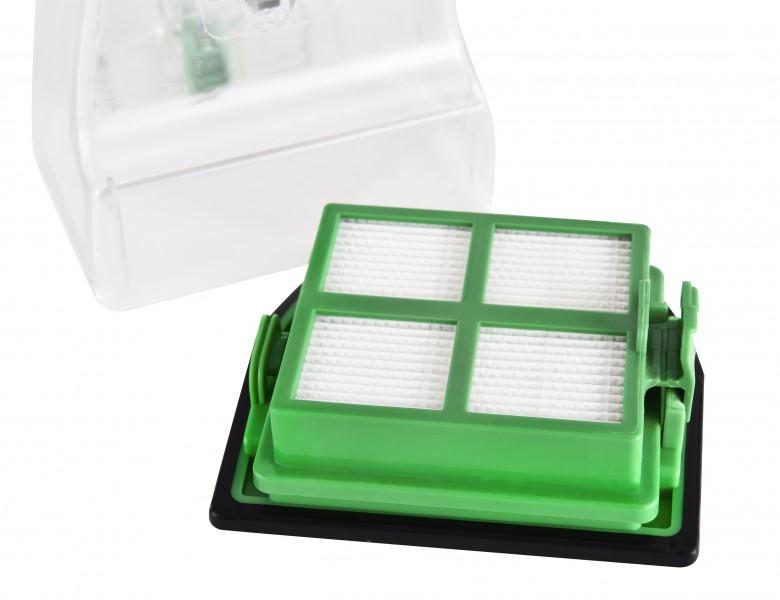 Milbenstaubsauger Milben Handstaubsauger Matratzen UV-Sauger (Karton beschädigt)*63445 Bild 6