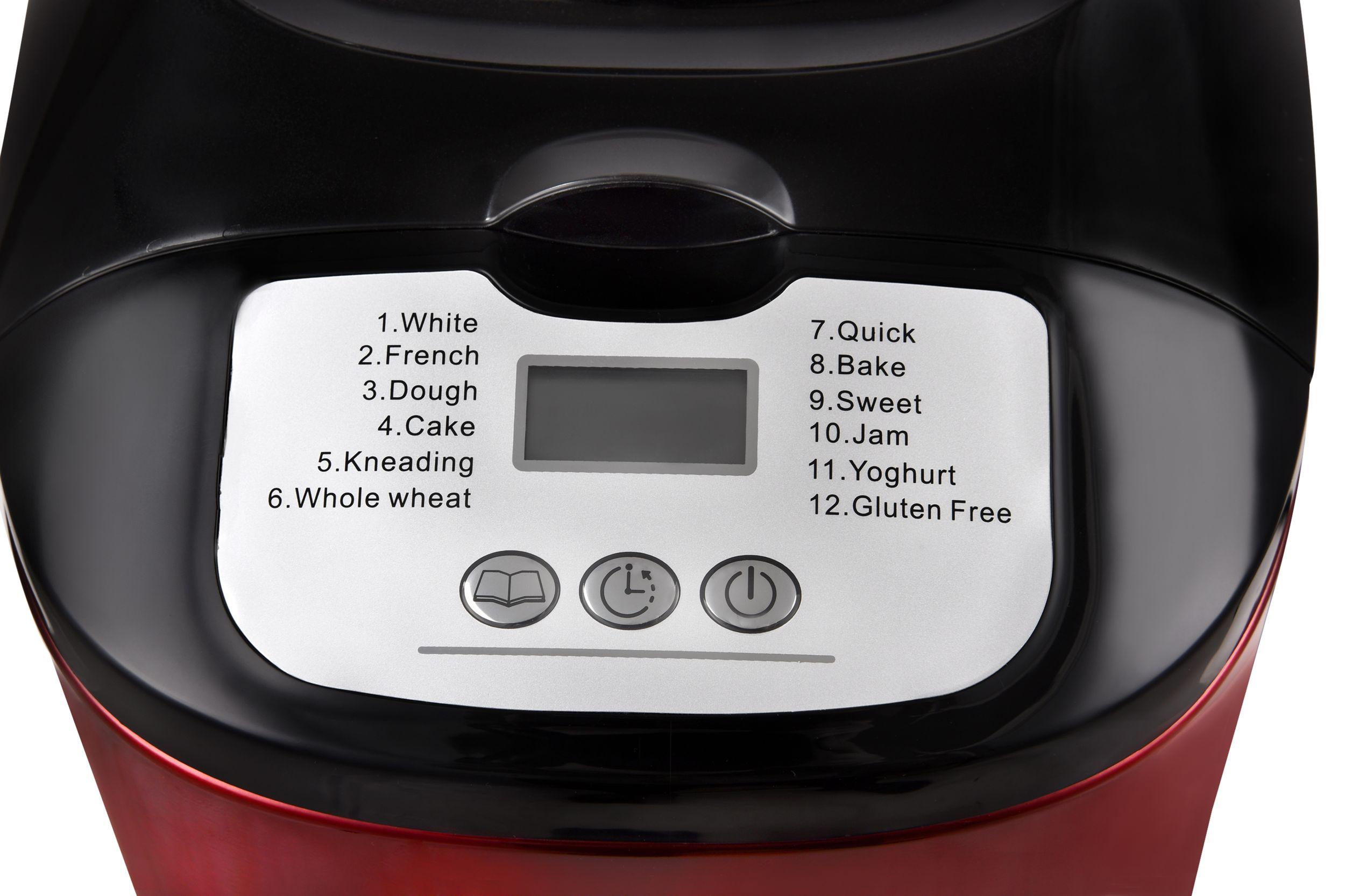 Brotbackautomat Multifunktion 12 Programme  1,5l 400g 450 W(Karton defekt)*85270 Bild 8