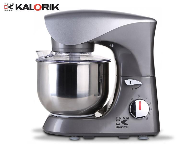 Universal Küchenmaschine Teigkneter 4,3L 800W Edelstahlschüssel NEU*27383