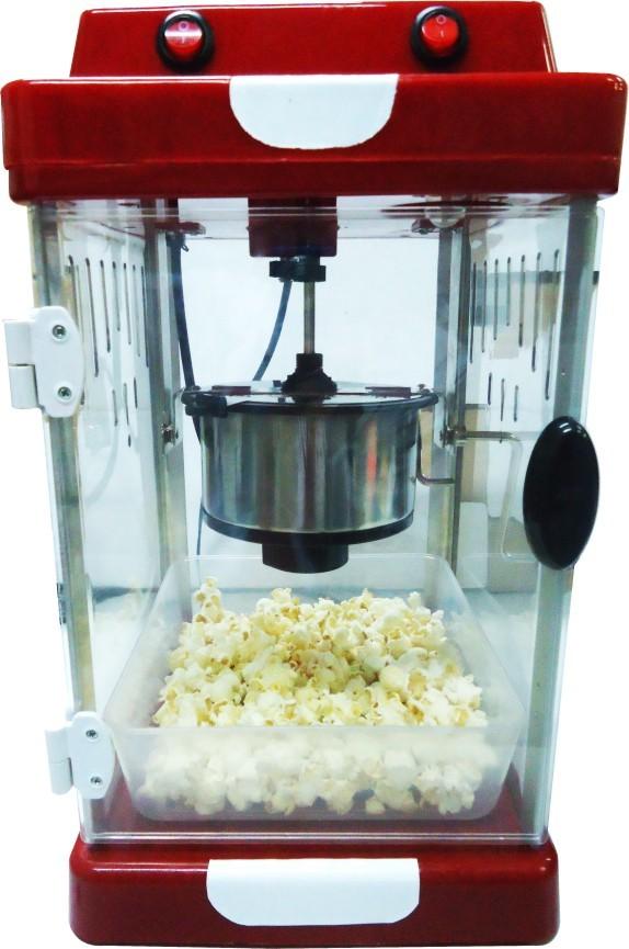 Popcornmaschine rot wie im Kino