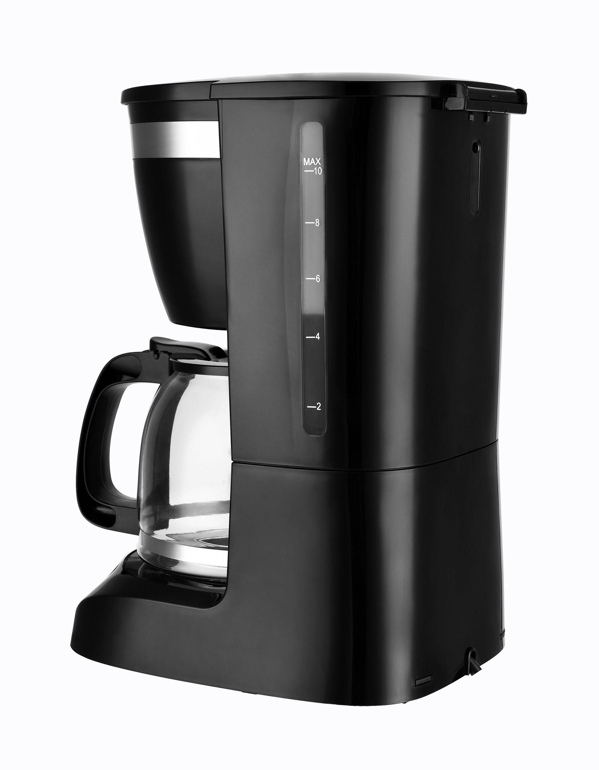 Filter-Kaffeemaschine Timer programmierbar Display Glaskanne 1,25 L*45875 Bild 4