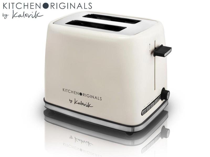 2-Scheiben XXL Giant Design Toaster Brotröster 1200 Watt Bagelfunktion NEU*30444 Bild 4