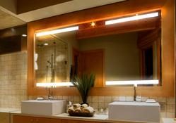 "Wandspiegel / Badezimmerspiegel ""Algarve"" 001"