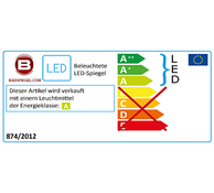 "Badspiegel LED ""Solaris"" 003"