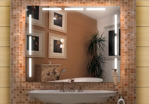 Badezimmerspiegel \