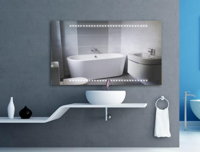 Badspiegel Led Lineo Wandspiegel Led Spiegel Led