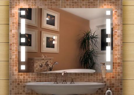 Badspiegel Girona Badspiegel Badspiegel Indirekte Beleuchtung