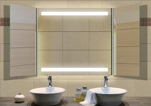 Wandspiegel Badspiegel Marea Badezimmerspiegel
