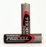 Batterie 1,5 Volt, AAA Duracell Micro Alkaline Procell