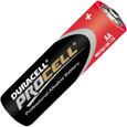 Batterie 1,5 Volt, AA Duracell Alkaline Procell