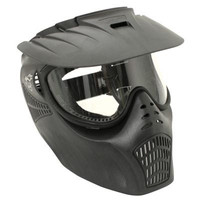 Paintball Maske Extreme Rage X-Ray schwarz