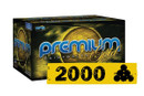 2000 Paintballs RPS Premium Gold Player.68 Cal