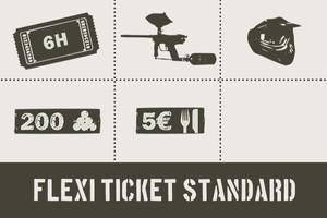 Flexi Ticket Standard