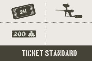Ticket Standard So.- Fr.