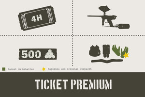 Ticket Premium So.- Fr.
