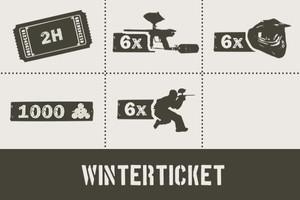 Winterticket für Spieler ohne eigene Ausrüstung