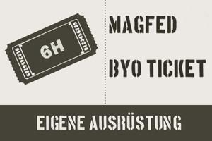 Ticket zum Magfed Event (BYO Ticket, keine Paintballs)