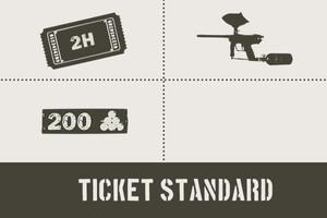 Ticket Standard Mo.- Fr.