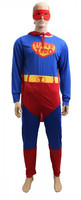 Super Zero Kostüm für Junggesellenabschied