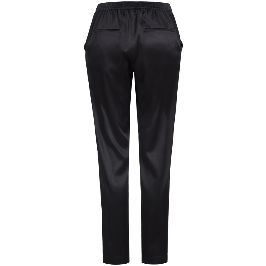 PREMIUM - Silk Pants Julienne – Bild 8