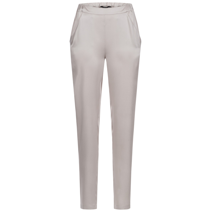 PREMIUM - Silk Pants Julienne – Bild 1