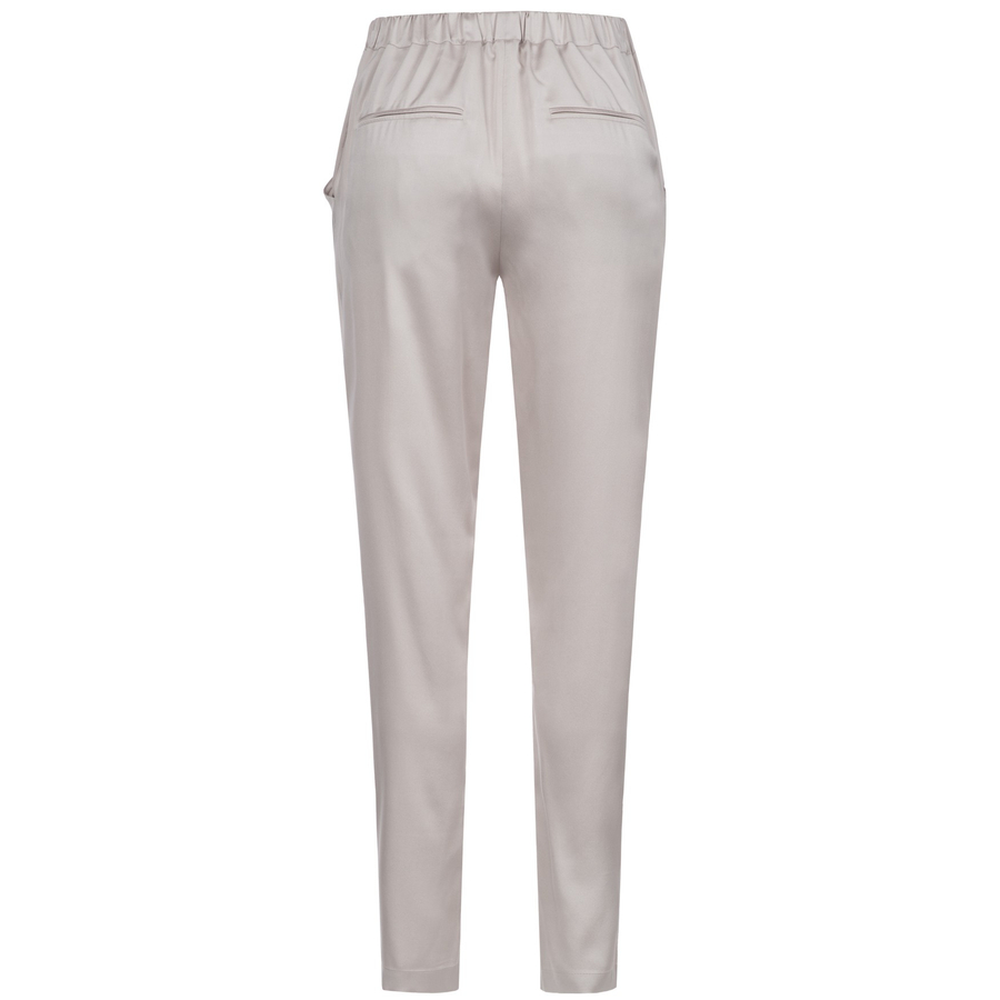 PREMIUM - Silk Pants Julienne – Bild 3