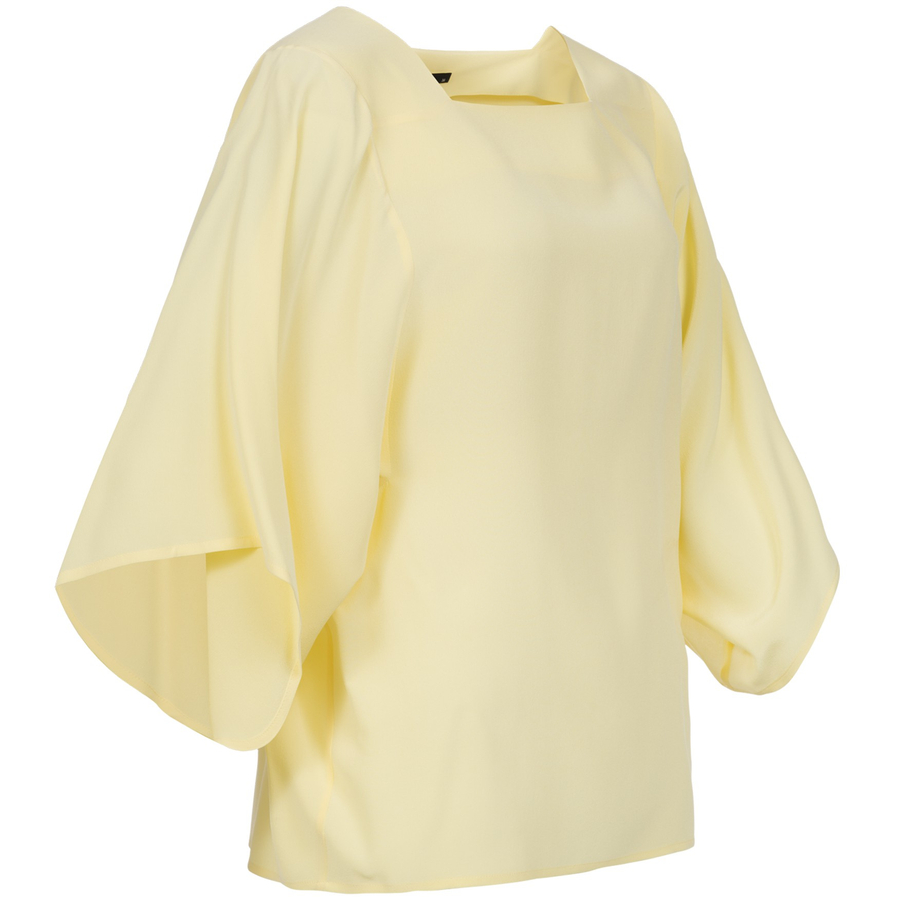 PREMIUM - Silk Blouse Grace – Bild 5