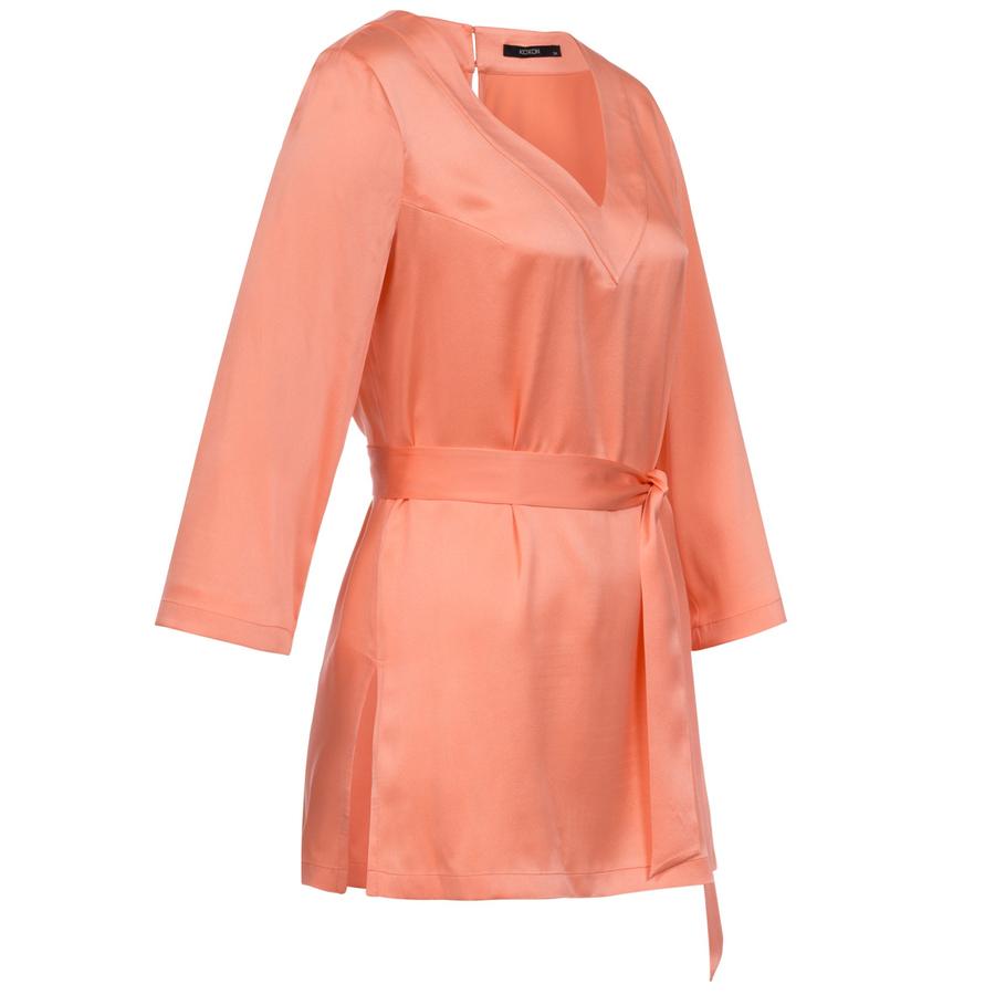 PREMIUM - Silk tunic Lisa – Bild 6