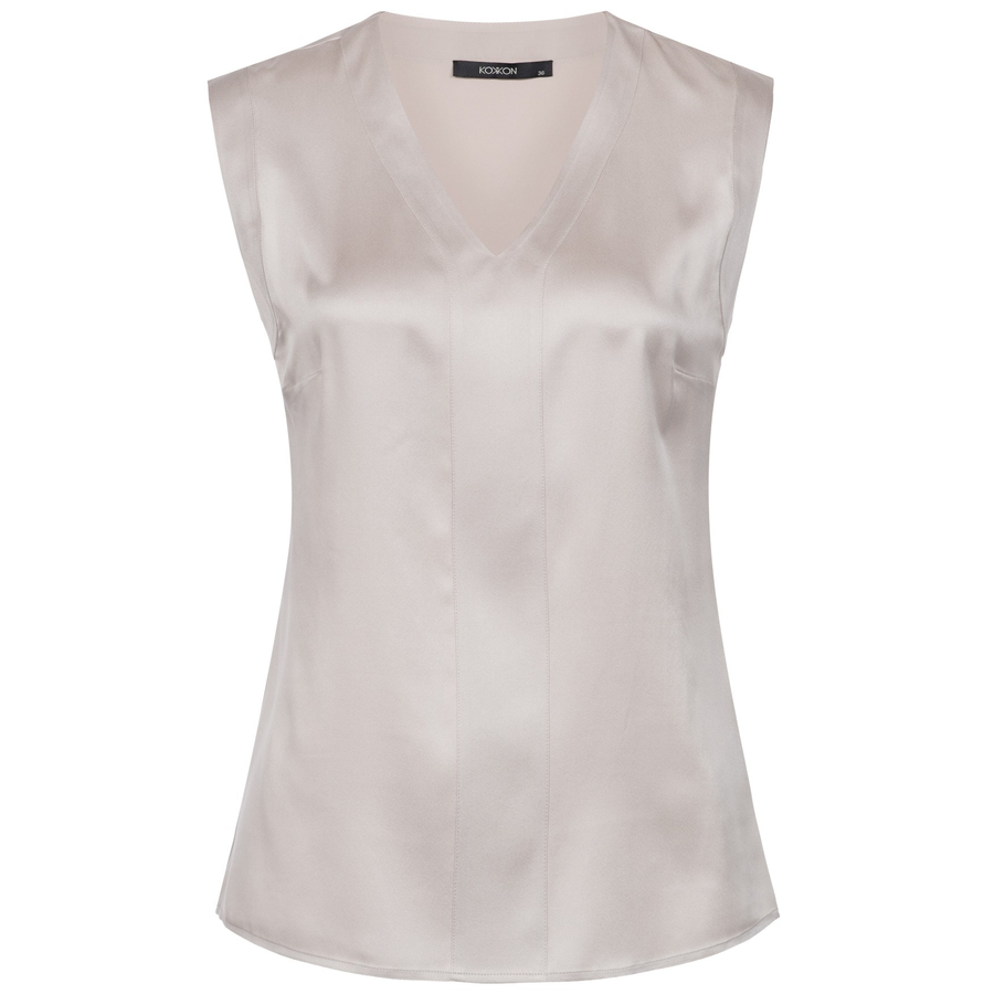 PREMIUM - Silk top Lina