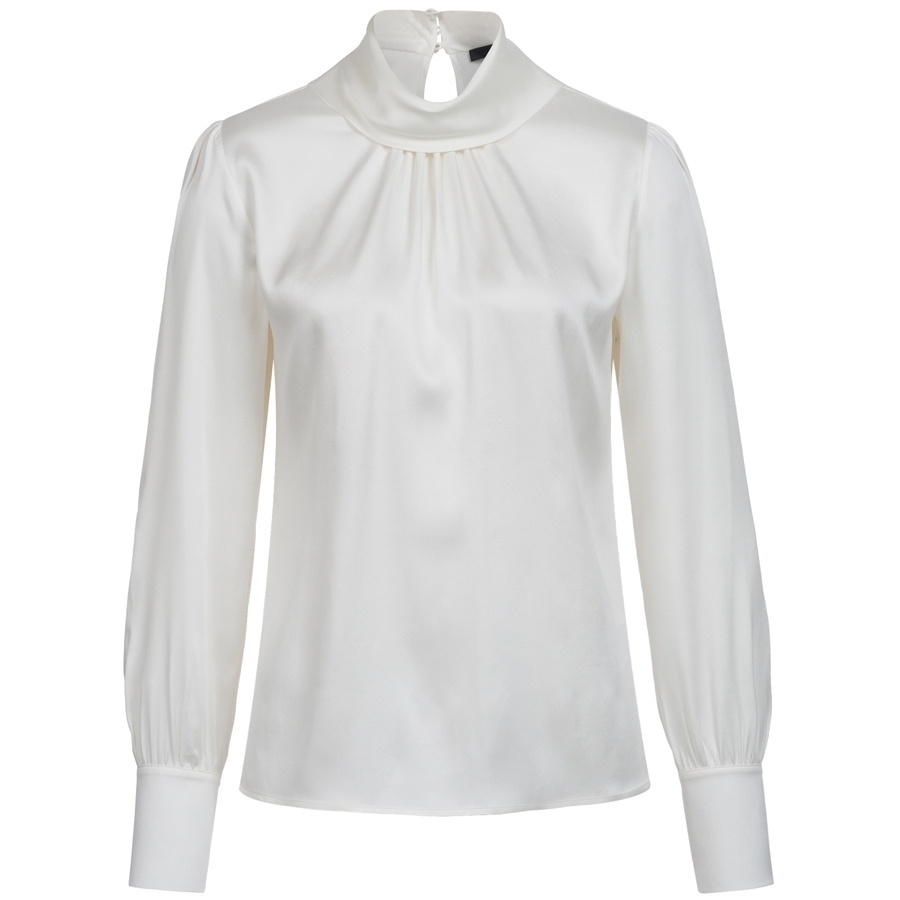 PREMIUM Silk Blouse Audrey – Bild 4