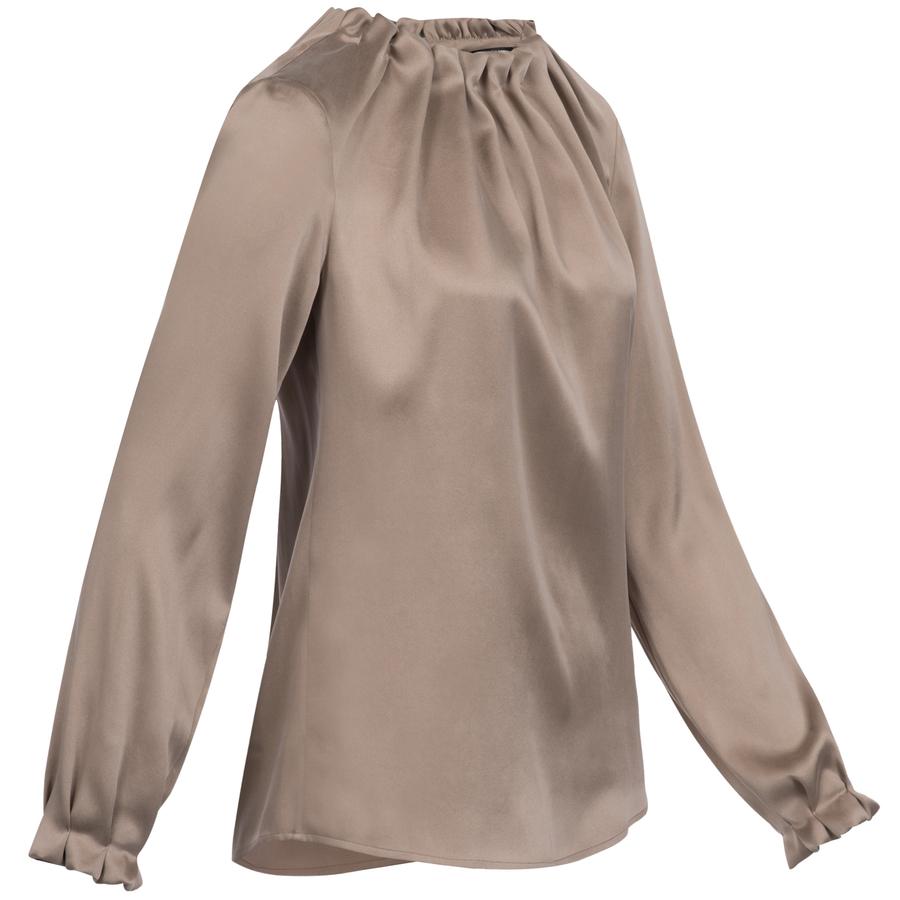 PREMIUM Silk Blouse Mariella – Bild 2