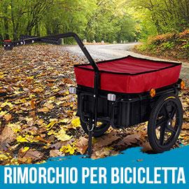 Rimorchio per Bicicletta