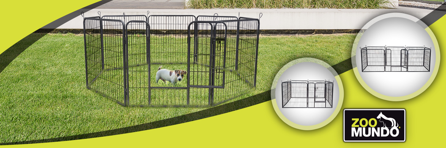 Practical Pet Play Pens from zoomundo