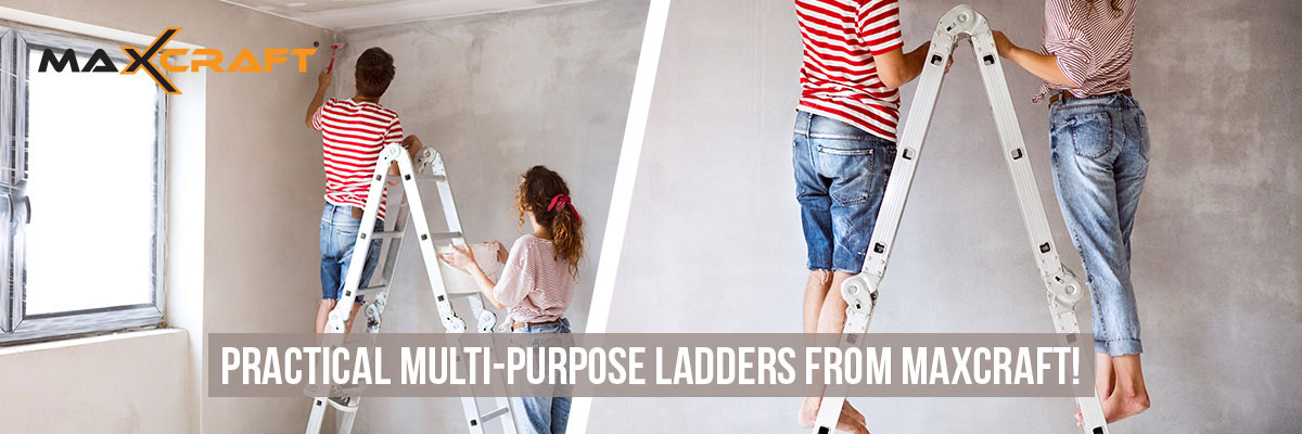 MAXCRAFT Multi-purpose Ladder
