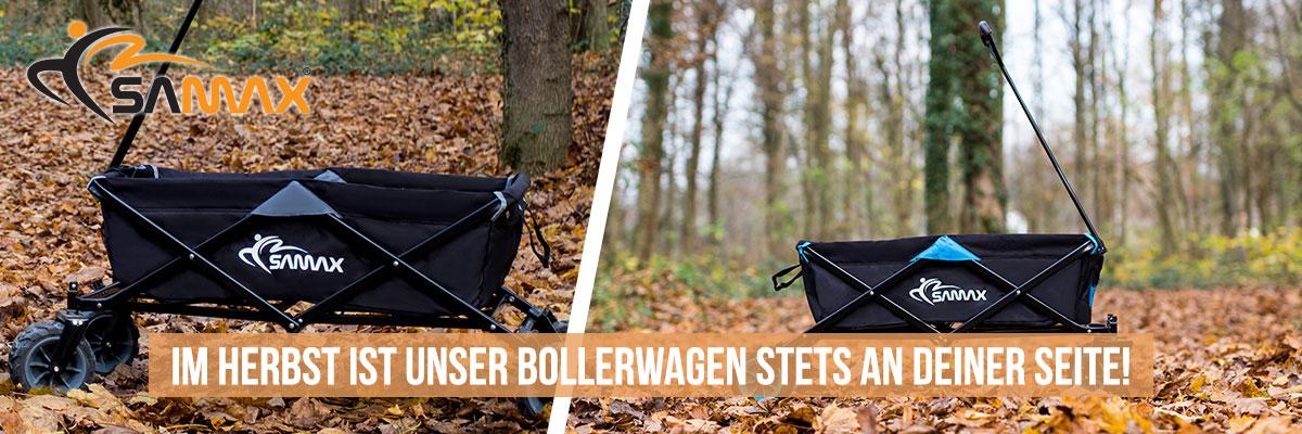 SAMAX-Faltbarer-Bollerwagen-Offroad