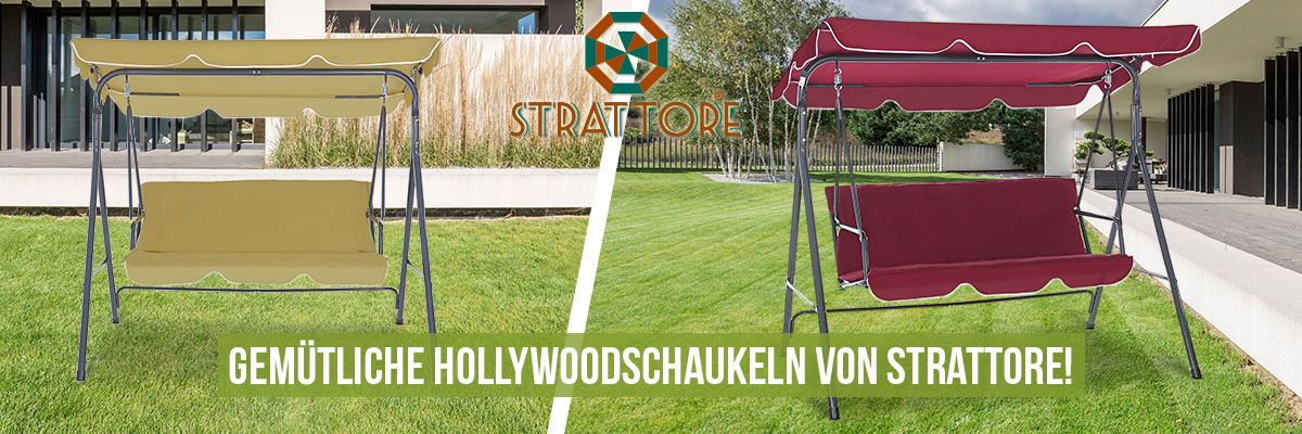 Strattore Hollywoodschaukel