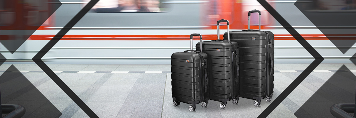 The suitcases by SAMAX - the right luggage for your next trip
