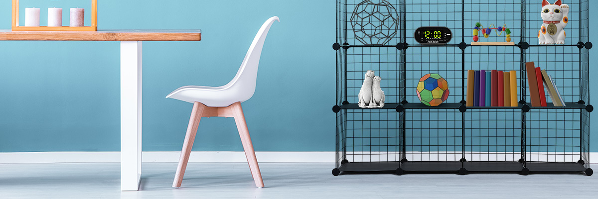 Fast, flexible and practical - the new Interlocking Storage Racks from Makika