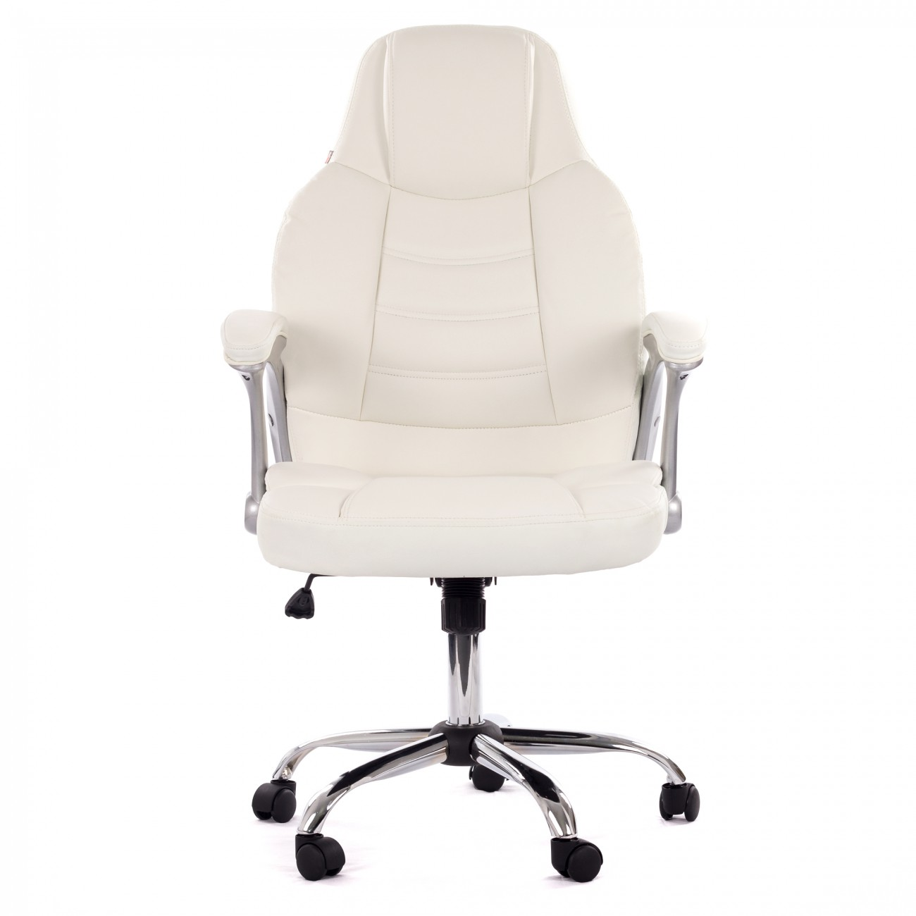 MY SIT Office Chair Venecia Deluxe Faux Leather In White U2013 Bild 2