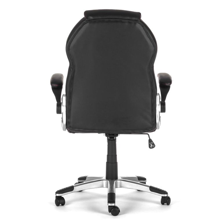 MY SIT Office Chair Indianapolis Faux Leather in Black  – Bild 4
