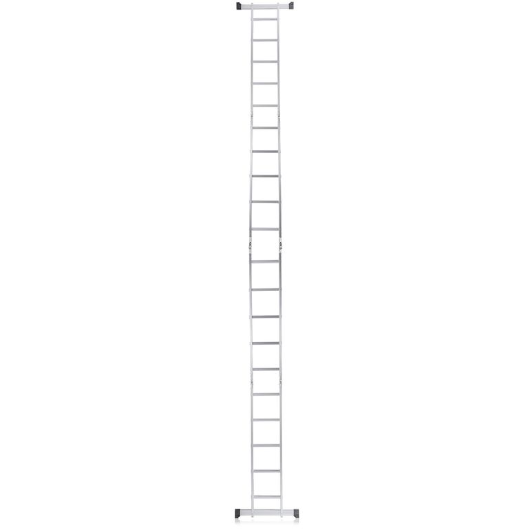 MAXCRAFT Multi-purpose Ladder / Scaffold Ladder - Length 5.92 m – Bild 3