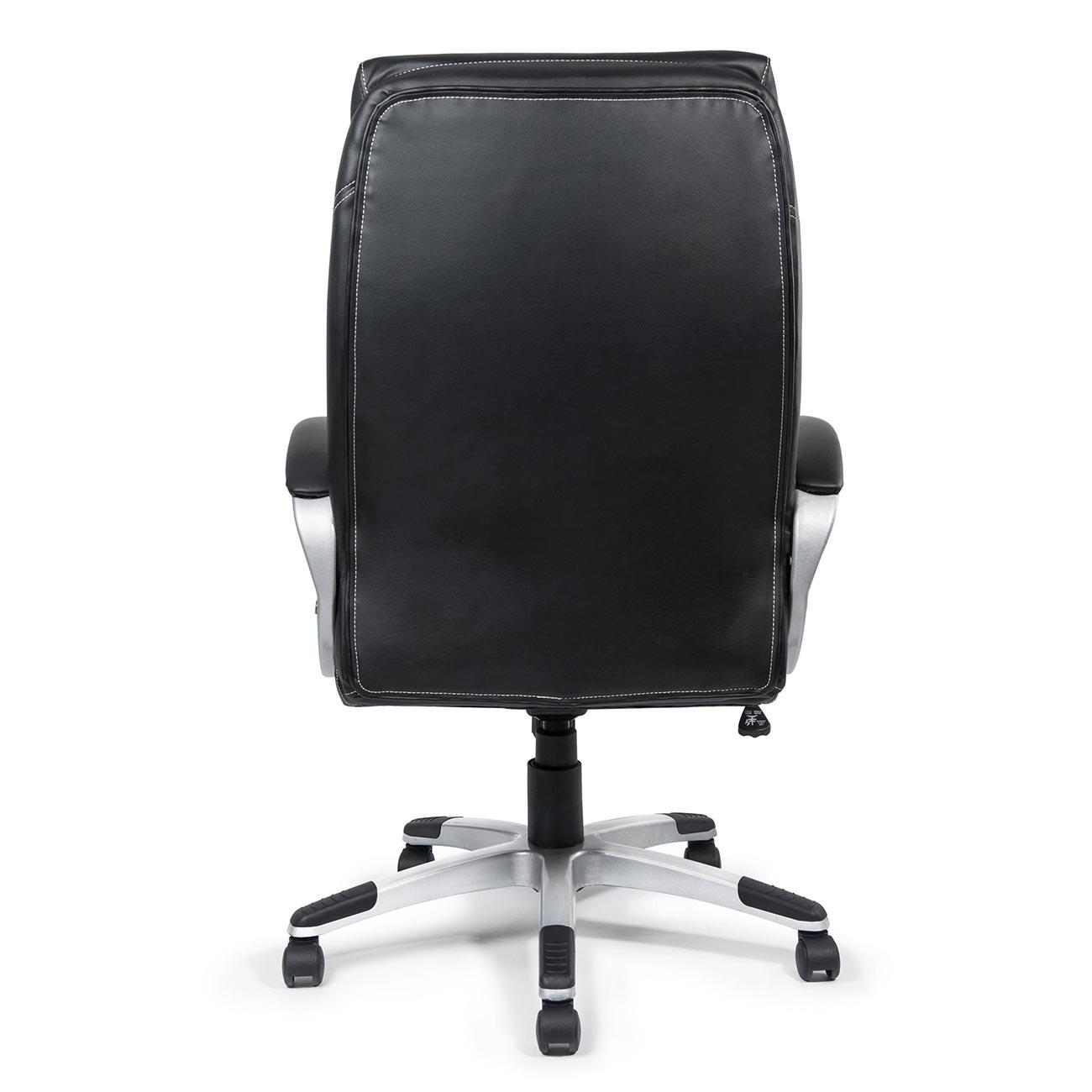 Détails pour de Bureau My Chaise sur Tournante Design Similicuir Siège Sit Direction Travail wOPXuZiTk