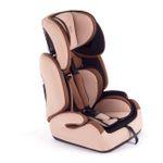 Baby Vivo Kindersitz / Autositz TOM von 9-36 kg für Gruppe 1+2+3 in Braun/Beige 001