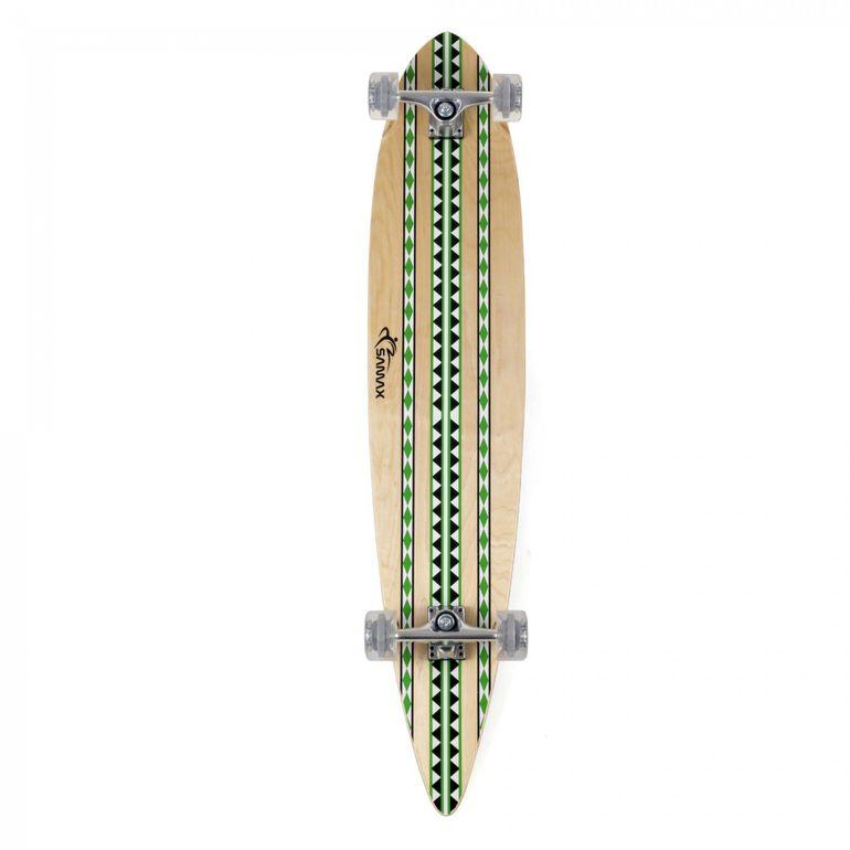 SAMAX Longboard 115 x 23,5 cm - Lono – Bild 2